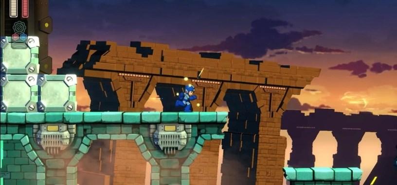'Mega Man 11' llegará a la Switch, XBO, PS4 y PC en octubre