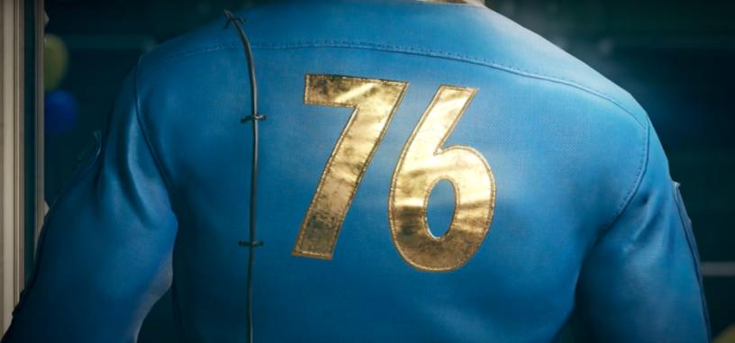 Bethesda presenta el tráiler de avance de 'Fallout 76'