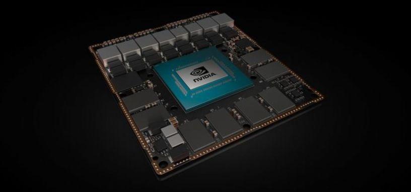 Nvidia anuncia Jetson Xavier e Isaac, nueva plataforma de IA para robots y drones