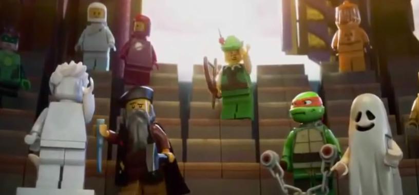 'LEGO: La película' recibe un nuevo tráiler, sólo apto para frikis