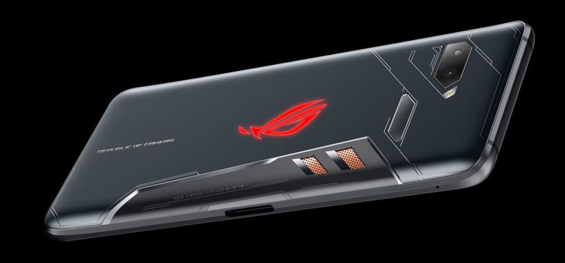 ASUS incluirá el Snapdragon 855 Plus en el ROG Phone II