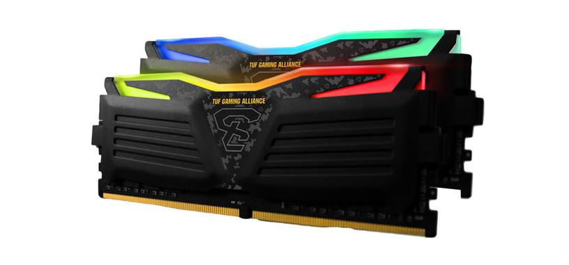 GeiL presenta la memoria Super Luce RGB SYNC
