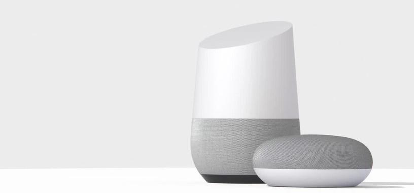 Google pone a la venta los altavoces Home y Home Mini en España