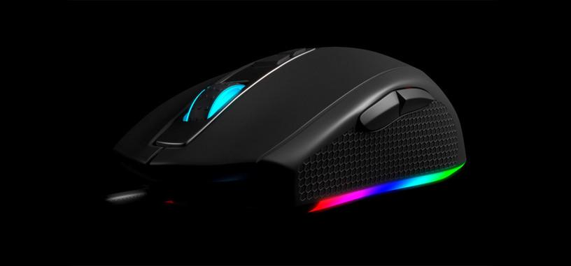Newskill Gaming presenta el ratón Helios
