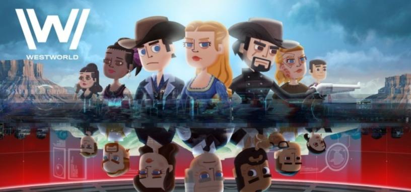 Ya está disponible el juego 'Westworld' para dispositivos Android