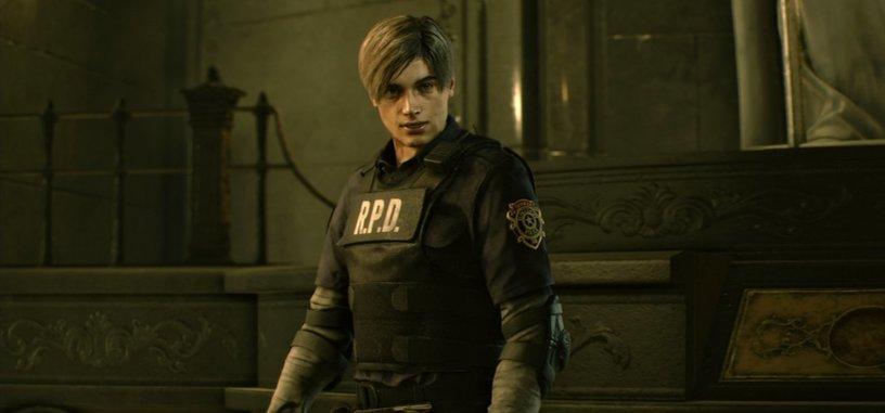 Nvidia muestra a 4K y 60 FPS con RTX la nueva versión de 'Resident Evil 2'