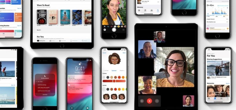 Ya está disponible para instalar iOS 12