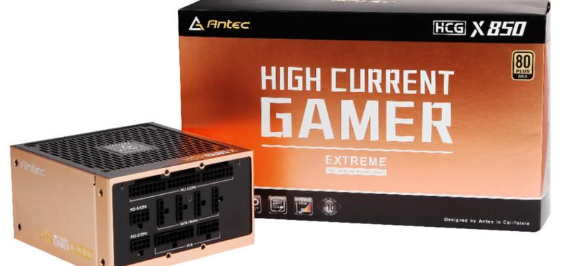 Antec anuncia la fuente High Current Gamer Extreme