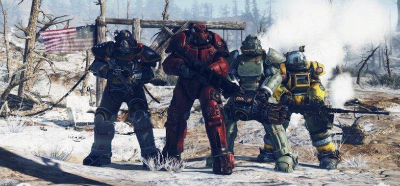 Bethesda ofrece mundos privados de 'Fallout 76' a 120 euros al año
