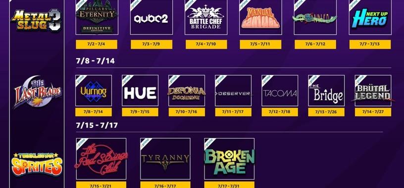 Consigue juegos gratis con Twitch por el Prime Day 2018 de Amazon