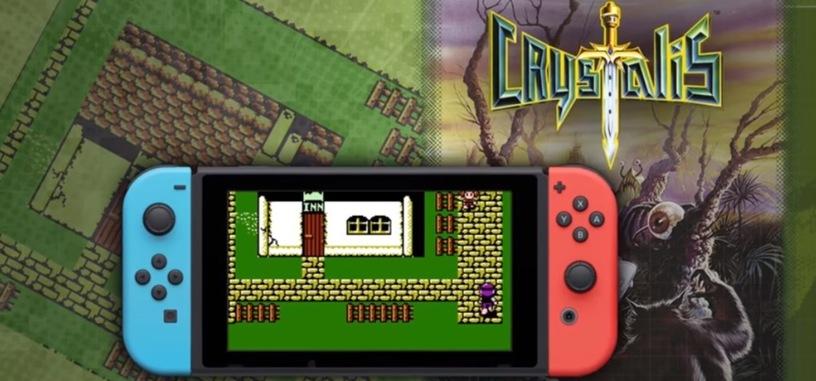 Los juegos clásicos de SNK llegarán a la Switch en noviembre