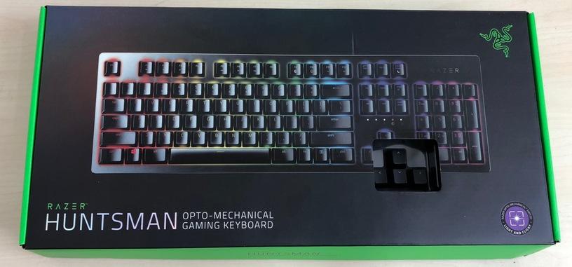 Análisis: Huntsman de Razer, teclado con interruptores optomecánicos