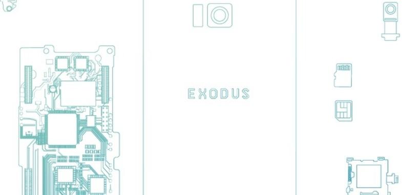 Exodus, el teléfono de HTC pensado como criptomonedero, llegará en septiembre