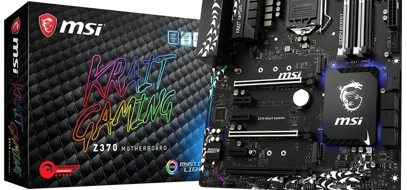 Las compañías empiezan a actualizar sus placas base Z370 para los próximos procesadores Intel