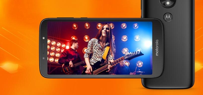 Motorola anuncia la edición Android Go del Moto E5 Play