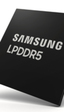 Samsung anuncia el primer chip LPDDR5 de 8 Gb