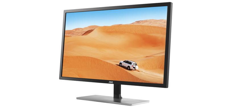 AOC presenta el monitor Q3279VWFD8, QHD de 31.5 pulgadas IPS y 75 Hz por 249 €