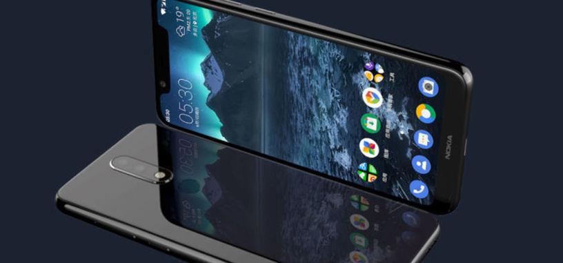 HMD Global presenta el Nokia X5 con un Helio P60