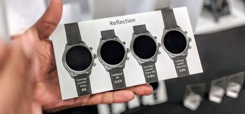 Corning anuncia las versiones Gorilla Glass DX y DX+ para relojes inteligentes