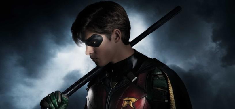 Los Jóvenes Titanes se reúnen en el primer tráiler de 'Titans', la serie de DC Universe