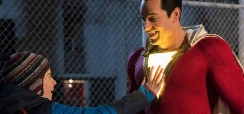 Warner Bros. no quieres que olvide el nombre de '¡Shazam!' en el nuevo avance de la película