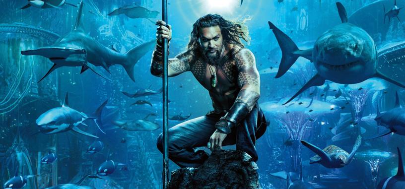 'Aquaman' está a un paso de superar en la taquilla al Batman de Nolan