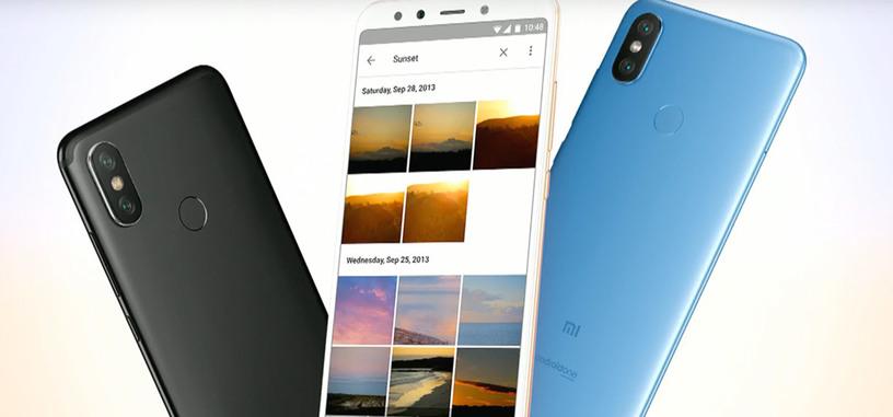 Xiaomi presenta el Mi A2, retomando Android One, y sin conector de 3.5 mm