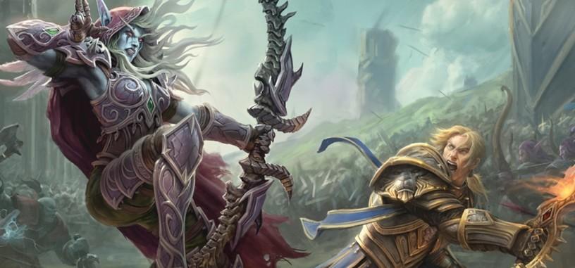 Blizzard publica un nuevo vídeo de 'Battle for Azeroth', 'WoW Classic' llega en el verano de 2019