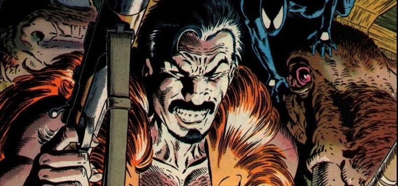 Sony pone en marcha la película protagonizada por el villano de Spiderman 'Kraven el Cazador'