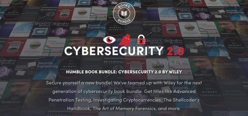 Aprende sobre ciberseguridad con este nuevo Humble Bundle de la editorial Wiley
