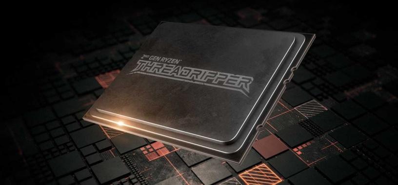 Ya está disponible para comprar el Ryzen Threadripper 2950X, el mejor procesador para entusiastas
