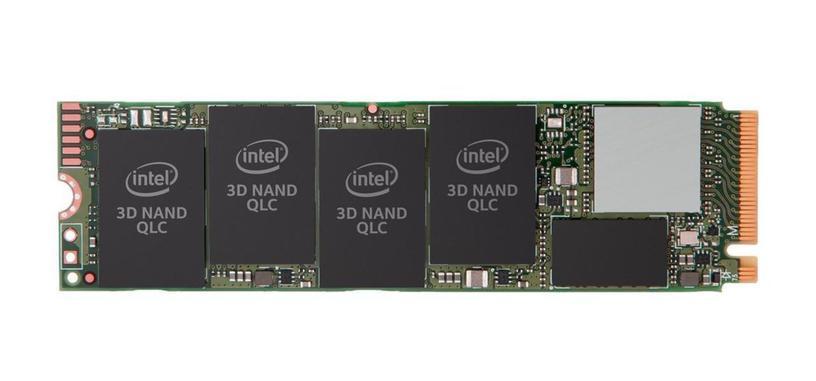 Intel anuncia el 660p, serie económica de SSD tipo PCIe 3.0 x4 con memoria QLC