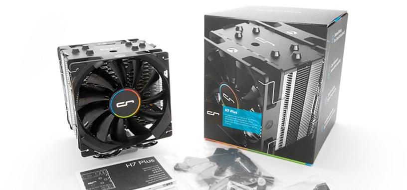 Cryorig presenta las refrigeraciones H7 Plus y M9 Plus