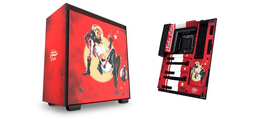 NZXT anuncia la caja H700 Nuka Cola con motivo de la QuakeCon