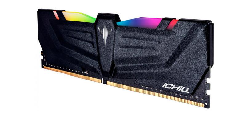 Inno3D se mete en la producción de memoria DDR4 bajo la serie iCHILL