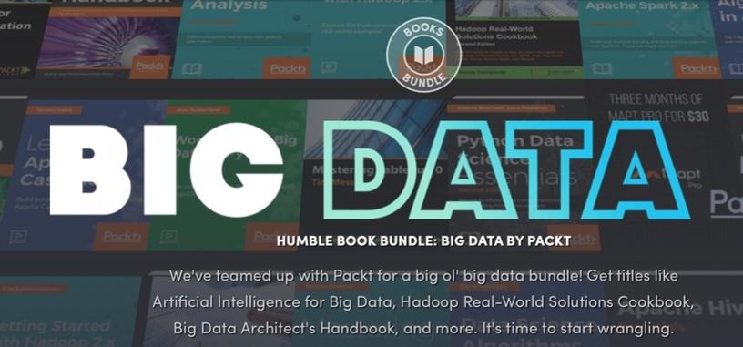 Hazte un experto en 'big data' con este nuevo Humble Bundle