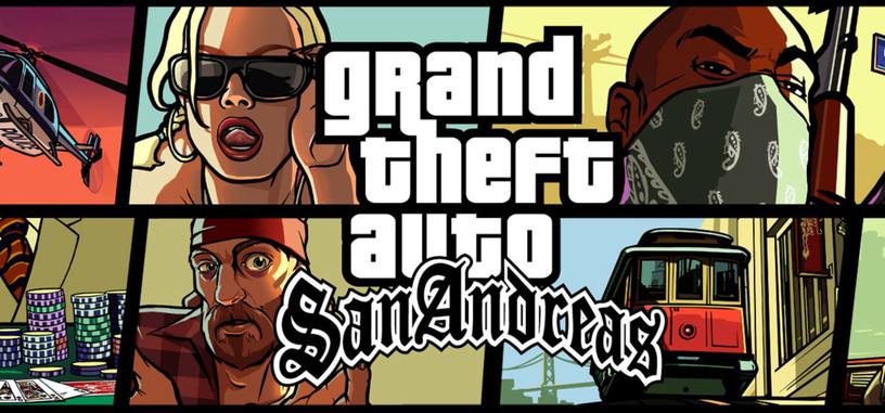Grand Theft Auto San Andreas llegará a iOS, Android y Windows Phone en diciembre
