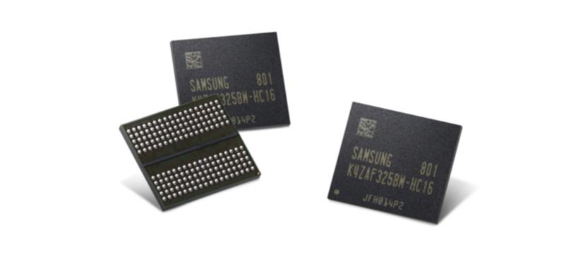 Ponen la base para el desarrollo de chips GDDR6 fabricados a 7LPP UVE por Samsung
