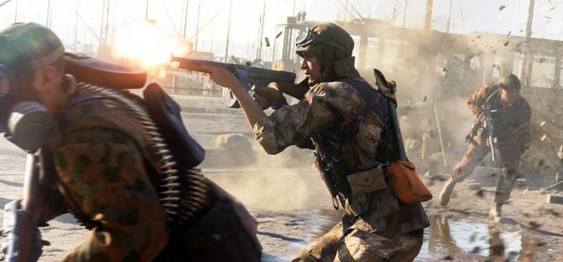 Este tráiler de 'Battlefield 5' para la Gamescom está grabado con el motor del juego