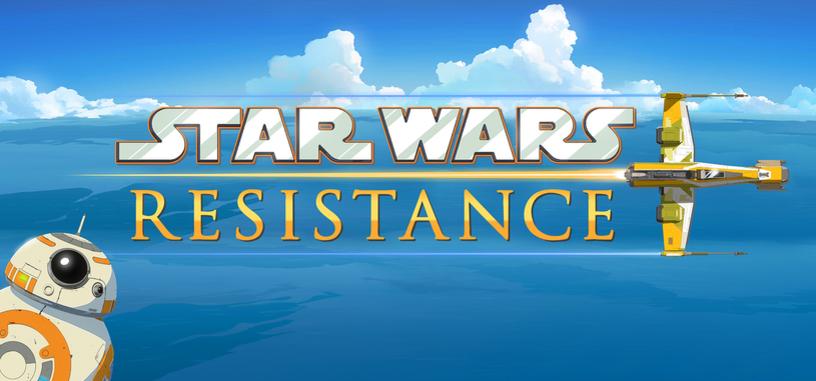 Llega el primer tráiler de 'Resistance', la nueva serie de animación de Star Wars