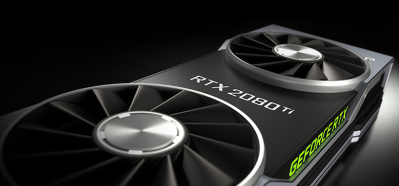 Estas pruebas en juegos sitúan a la RTX 2080 Ti en torno a un 38 % por encima de la GTX 1080 Ti