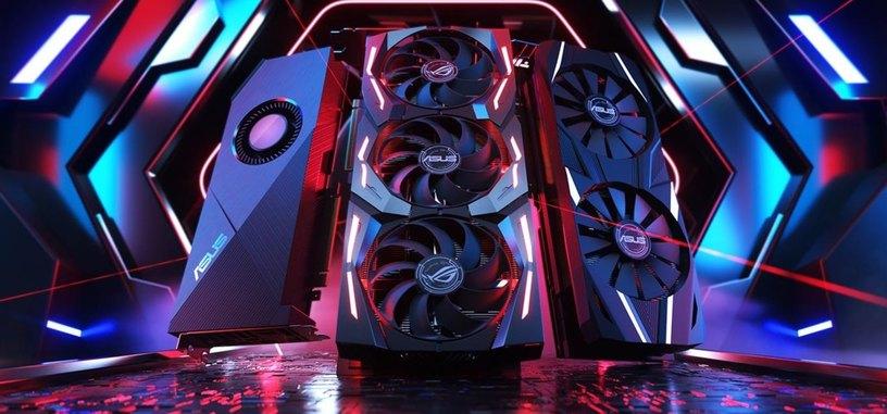 ASUS anuncia sus primeras GeForce RTX 2080 y 2080 Ti personalizadas