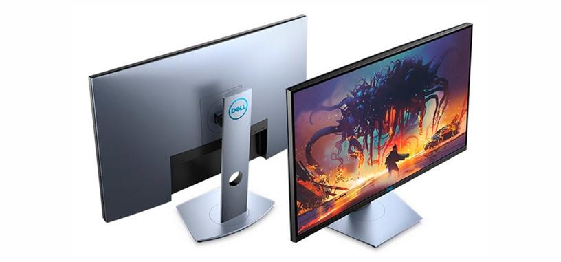 Dell presenta dos nuevos monitores de hasta 155 Hz QHD, los S2719DGF y S2419HGF