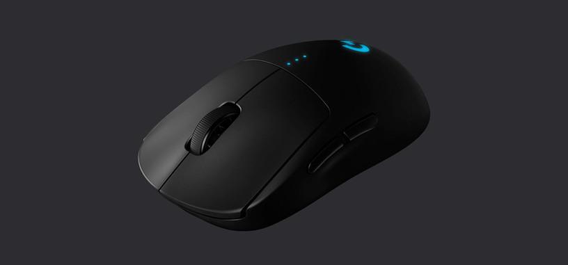 Logitech G presenta el ratón Pro inalámbrico, ultraligero con sensor HERO