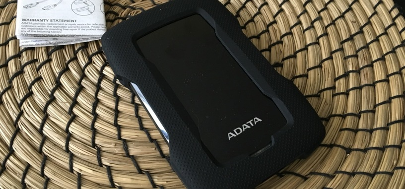 Análisis: disco duro externo resistente HD330 de ADATA
