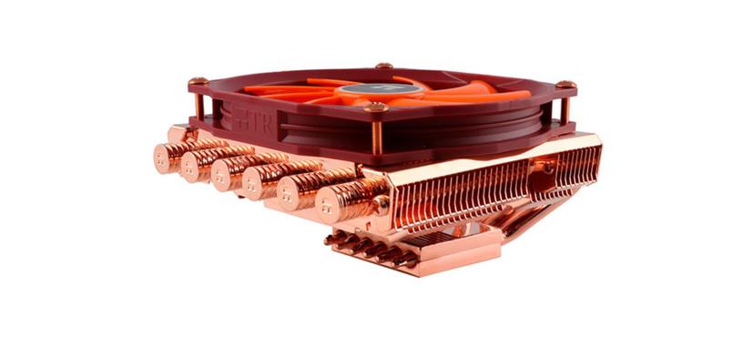 Thermalright presenta la AXP-100, refrigeración compacta totalmente de cobre