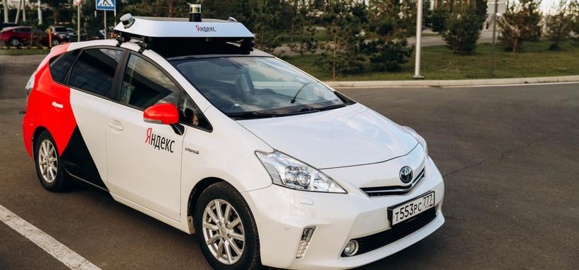 Yandex comienza las pruebas de un servicio de taxi con vehículos autónomos