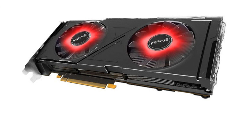 KFA2 presenta sus modelos personalizados de las GeForce RTX 2080 y 2080 Ti