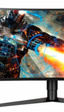 El monitor panorámico curvo 34GK950G de LG tiene 120 Hz e incluye G-SYNC