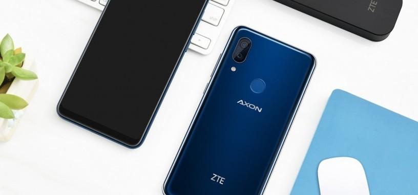 ZTE anuncia el Axon 9 Pro, Snapdragon 845, pantalla HDR con muesca y cámara dual trasera